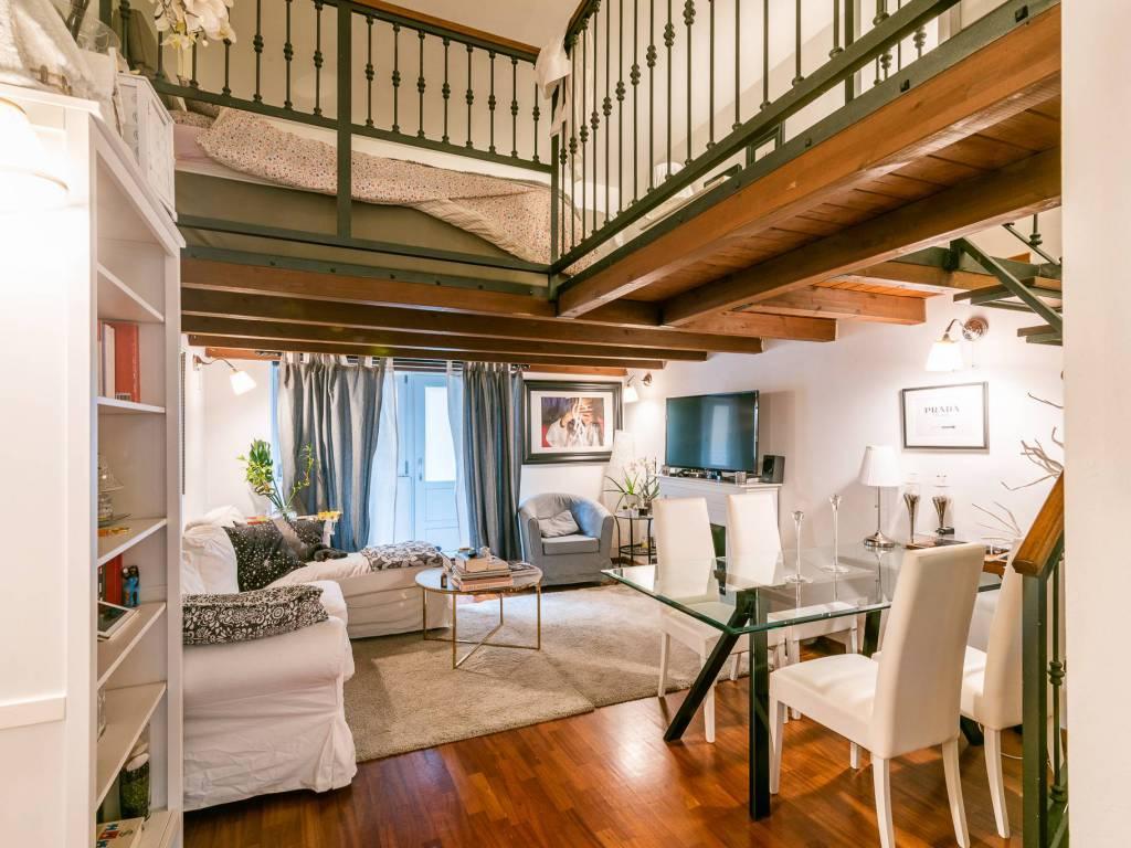Grazioso loft Viale Umbria