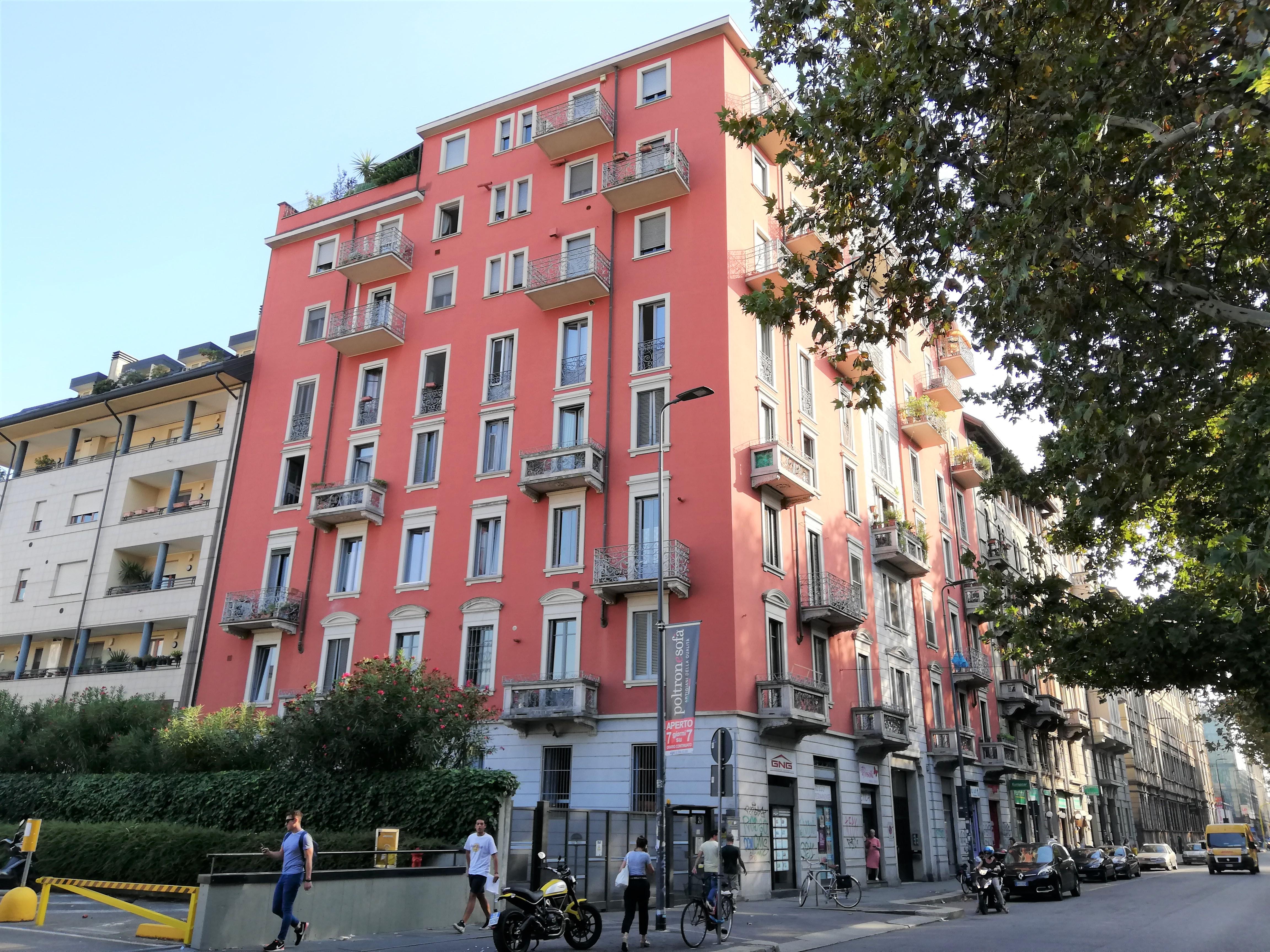 Viale Umbria, 3 locali